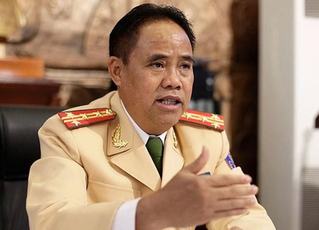 Đại tá Đào Vịnh Thắng.