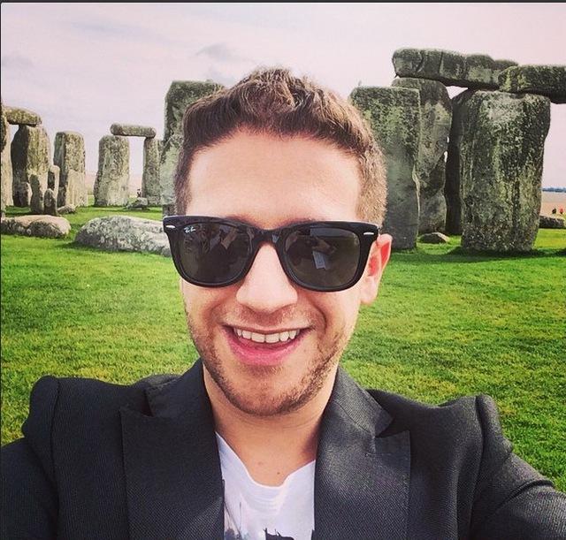 Jordan chăm chỉ khoe ảnh du lịch của mình trên Instagram