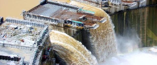 Con đập The Grand Ethiopia Renaissance trị giá 4,2 tỷ USD đang được xây dựng