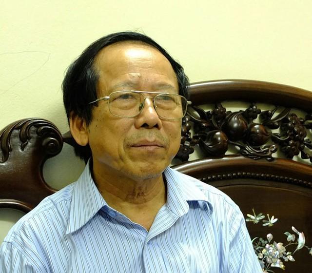 PGS.TS Nguyễn Duy Thịnh. Ảnh: Báo Lao động.
