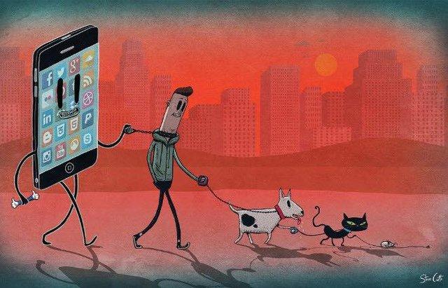 Khi con người không còn là loài thống trị thế giới nữa.