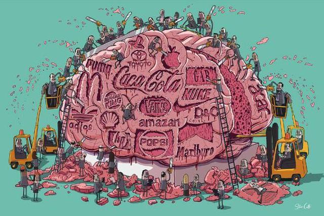 Các thương hiệu đã và đang tẩy não người tiêu dùng như thế nào?