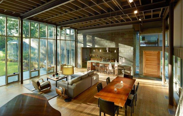Một căn hộ tại Jackson, MS được thiết kế bởi công ty kiến trúc Duvall Decker.
