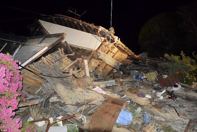 Hầu hết các nạn nhân thiệt mạng được tìm thấy ở thị trấn Mashiki thuộc thành phố Kumamoto.