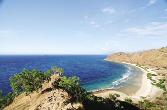 Những bãi biển hoang sơ ít bị tác động bởi con người ở Đông Timor