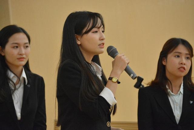 3 nữ du học sinh Việt xinh đẹp chiến thắng giải thưởng 1,5 triệu yên với ý tưởng khởi nghiệp trên đất Nhật - Ảnh 5.