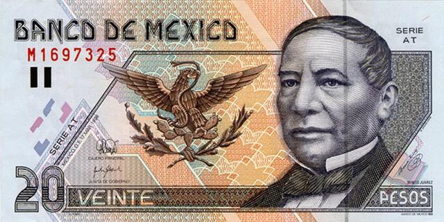 """""""Peso"""" có nghĩa là """"trọng lượng"""" trong tiếng Tây Ban Nha."""