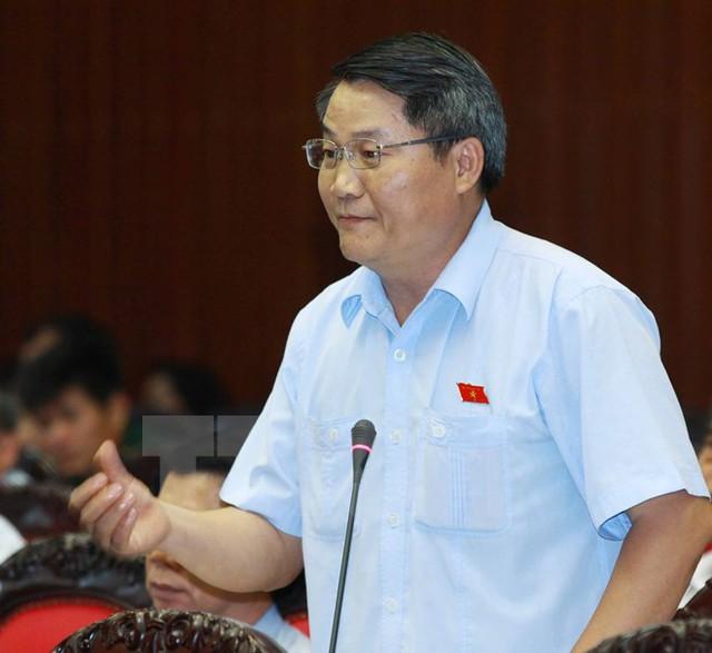 Ông Nguyễn Văn Tiên - Phó chủ nhiệm Ủy ban các vấn đề xã hội của Quốc hội
