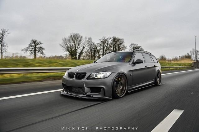 Chiêm ngưỡng chiếc BMW 335i mạnh nhất thế giới - ảnh 2