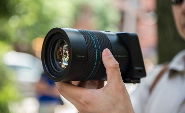 Một mẫu máy ảnh chụp trước lấy nét sau của Lytro. Và để mang được công nghệ này lên smartphone, có lẽ cần rất nhiều thời gian.