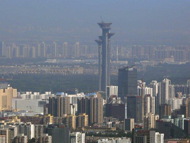Bắc Kinh. Ảnh CNBC
