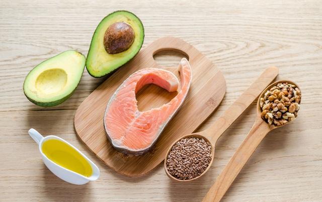 Bạn nên đổi việc tiêu thụ chất béo bão hòa sang chất béo không bão hòa