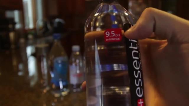 Độ kiềm trong các loại nước uống là khác nhau, đây là cách kiểm tra chúng