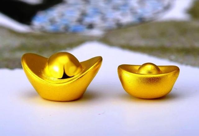 Vàng thỏi chế tác theo mẫu vàng thỏi thời xưa