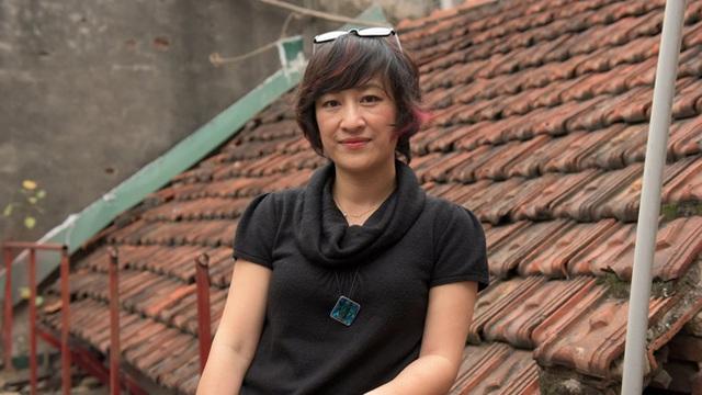 Phó giáo sư Phạm Thúy Loan, Phó Viện trưởng Viện Kiến trúc Quốc gia.
