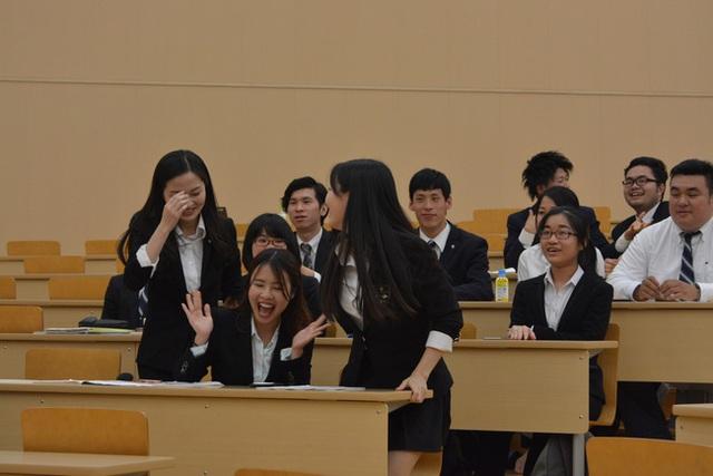 3 nữ du học sinh Việt xinh đẹp chiến thắng giải thưởng 1,5 triệu yên với ý tưởng khởi nghiệp trên đất Nhật - Ảnh 10.