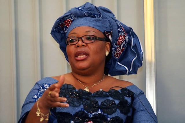 Nhà hoạt động hòa bình người Liberia, Leymah Gbowee