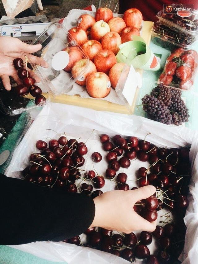 Tuy nhiên, để mua đúng cherry Canada cỡ lớn, người tiêu dùng vẫn thường phải chi trả mức giá không hề rẻ.