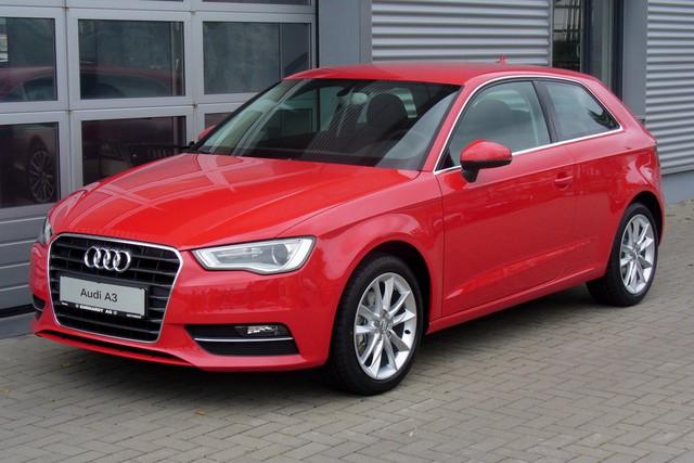 Audi A3, một mẫu xe nằm trong danh sách mua lại của tập đoàn VW.