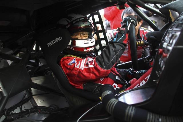 Chủ tịch Toyoda cũng là một người thích đua xe