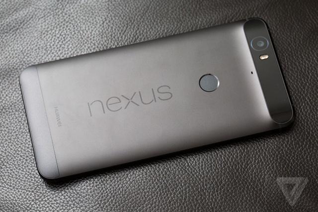 Chiếc Nexus 6P do Huawei sản xuất hồi năm ngoái.