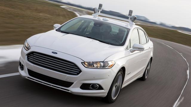 Với công nghệ lidar, dường như Ford đã đi trước các đối thủ 1 bước trong công nghệ tự lái.