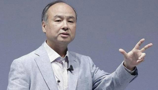 Ông Masayoshi Son - CEO Tập đoàn truyền thông SoftBank