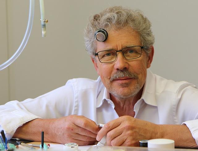 Nghệ nhân Jean-Marc Wiederrecht