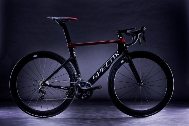 Chiếc xe đạp địa hình thông minh với tính khí động học cao, SpeedX Leopard.