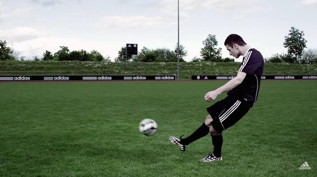 YouTube/adidas Football