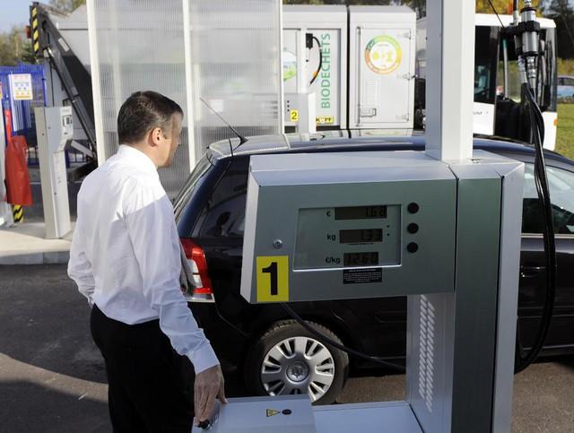 Biogas đã và đang tạo dấu ấn trong ngành ô tô