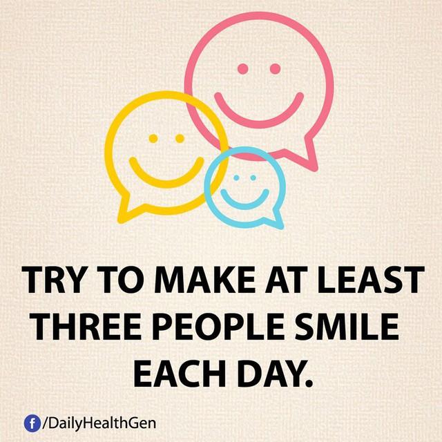 #1 Lan tỏa hạnh phúc đến với những người quanh bạn