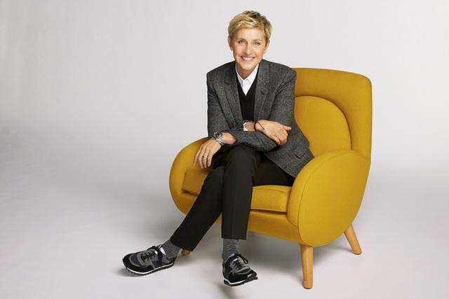 Ellen DeGeneres đã có rất nhiều bài học thành công