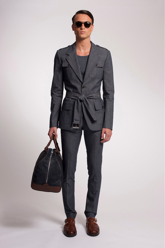 Michael Kors Collection Spring 2014 Menswear Collection