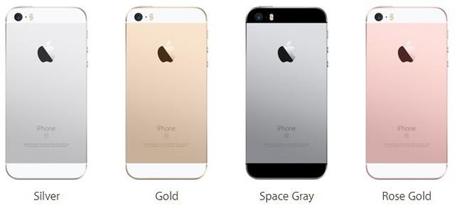 iPhone SE giữ nguyên thiết kế có thể coi là huyền thoại của Apple.