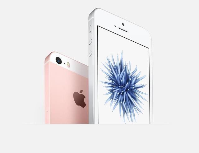 Dù được nâng cấp camera sau, điều đáng tiếc là camera trước của iPhone SE vẫn không khác gì so với iPhone 5s.