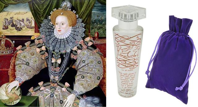 """Phong cách của vị """"nữ hoàng đồng trinh"""" quyền lực của Hoàng gia Anh được nhiều lần nhắc đến như một người vô cùng cứng rắn, lập dị mà trên người gần như không bao giờ thiếu ngọc trai và nước hoa."""