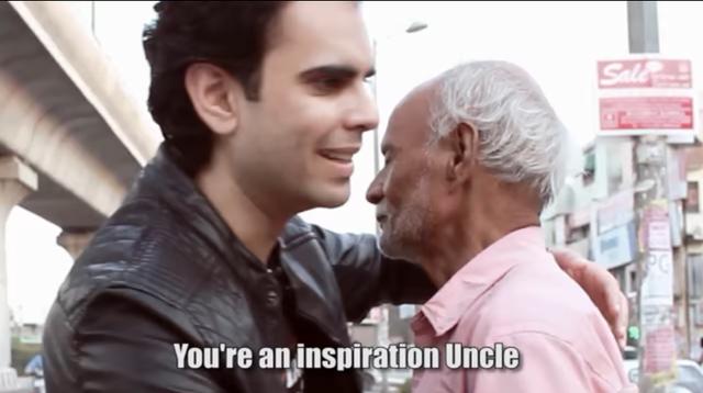 Ông đã dạy cho Varun một bài học không thể tuyệt vời hơn