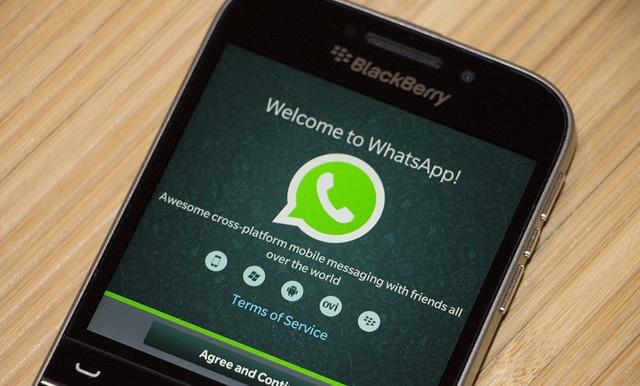 WhatsApp, phần mềm nhắn tin OTA với lượng người dùng đông đảo hàng đầu thế giới, mới đây cũng tuyên bố bỏ rơi BB10.