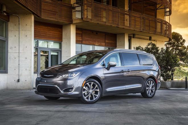 Một mẫu xe của Chrysler đang được Google hợp tác nghiên cứu.