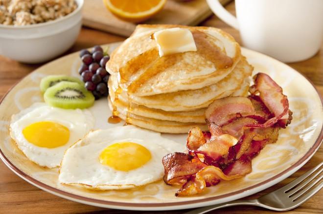 Bữa sáng là bữa ăn quan trọng nhất trong ngày.