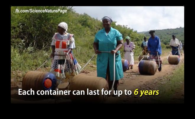 Mỗi bình chứa có tuổi thọ lên tới 6 năm và nó dễ dàng vệ sinh hay thay thế linh kiện.