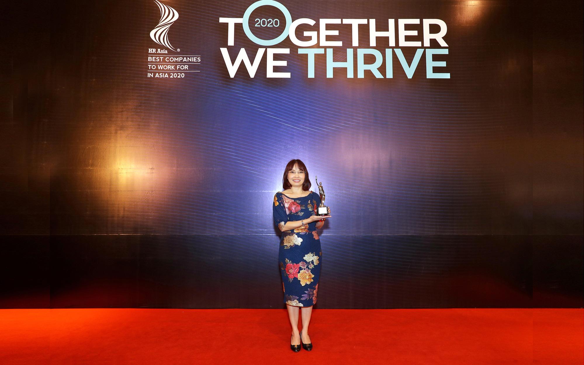 """Chubb Life Việt Nam được vinh danh là một trong những """"Nơi làm việc tốt nhất Châu Á năm 2020"""""""