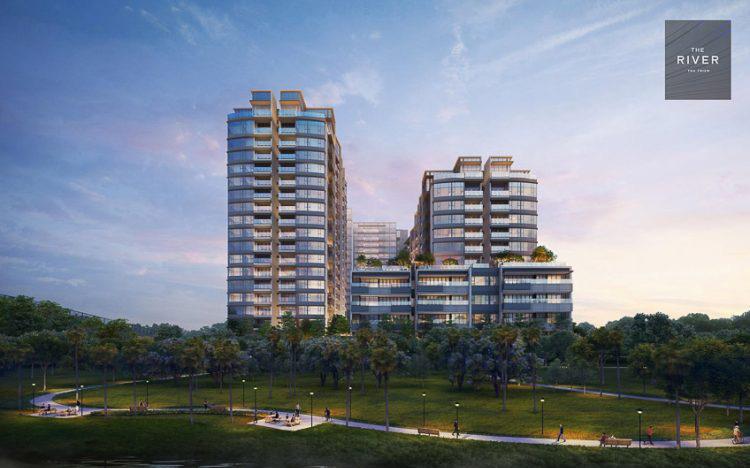 City Garden hợp tác quốc tế với Swire Properties trong dự án The River Thu Thiem tại Thành phố Hồ Chí Minh
