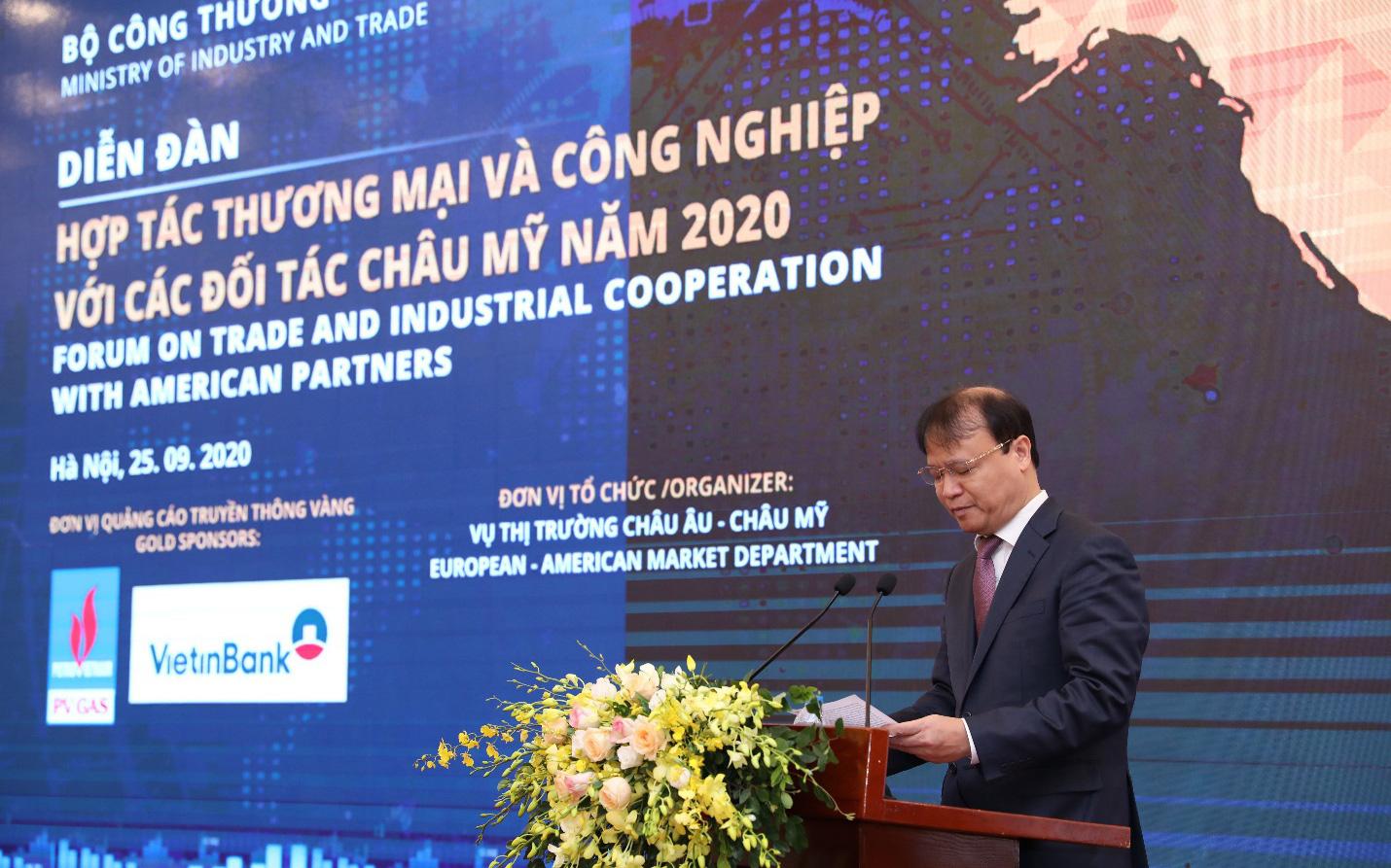 Kết nối cung cầu giữa Việt Nam và các đối tác khu vực Châu Mỹ năm 2020