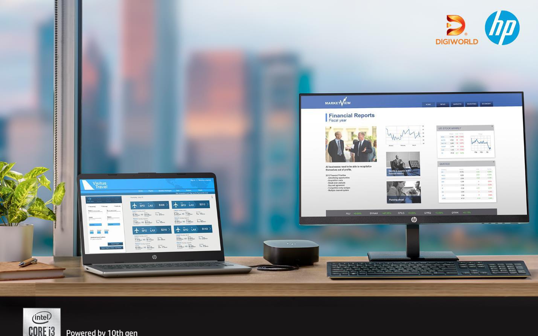 Laptop cho doanh nghiệp, đầu tư bao nhiêu là đủ?
