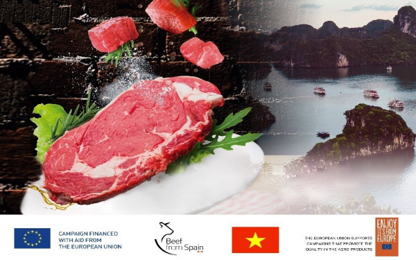 Miễn phí tham dự hội chợ trực tuyến về thịt bò cho người tiêu dùng Việt