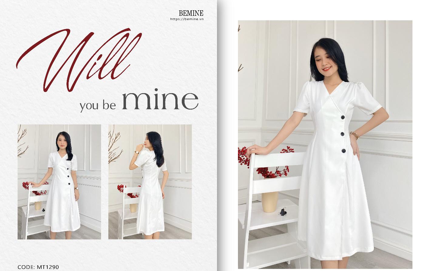 BeMine – Cái tên quen thuộc trong làng thời trang thiết kế giá rẻ