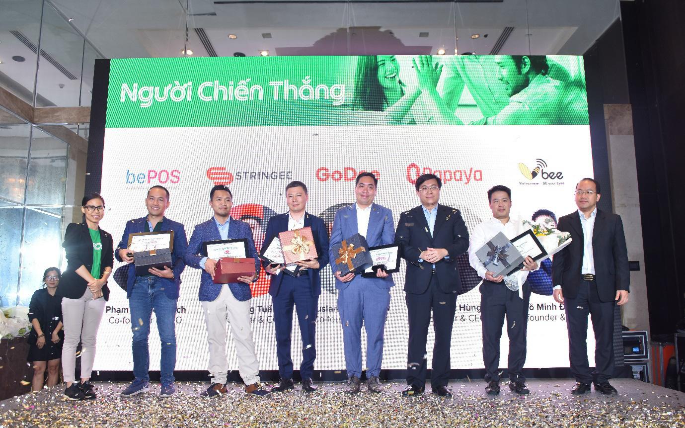 Grab Việt Nam công bố 5 startups xuất sắc nhất trong chương trình Grab Ventures Ignite mùa 1