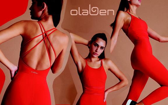 OLABEN: thương hiệu đồ tập cao cấp đang được nhiều sao Việt ưa chuộng gần đây.